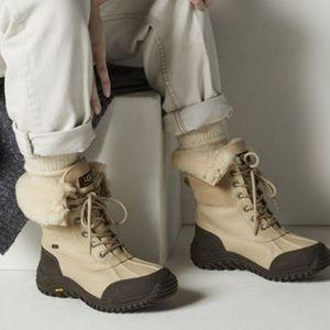 Ugg Adirondack Short Snow Boots 8.5